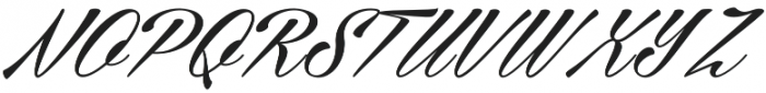 Cellos Script otf (400) Font UPPERCASE