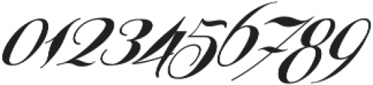 Centeria Script Fat Alt Slanted ttf (800) Font OTHER CHARS