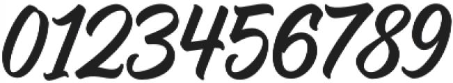 Central Point Regular otf (400) Font OTHER CHARS
