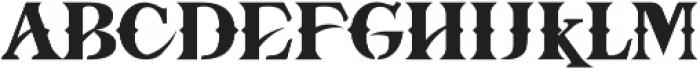 Cervantes otf (400) Font LOWERCASE