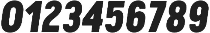 Cervo Neue Black Neue Italic otf (900) Font OTHER CHARS