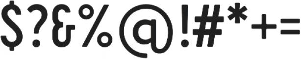 Cervo Neue Medium Neue otf (500) Font OTHER CHARS