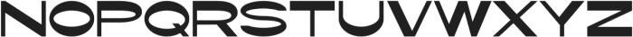 CestLaVie Sans SemiBold otf (600) Font UPPERCASE