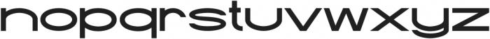 CestLaVie Sans SemiBold otf (600) Font LOWERCASE