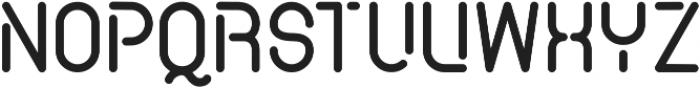 Cetta Sans Typefamily ttf (700) Font LOWERCASE
