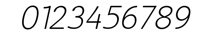 CeriseItalic Font OTHER CHARS