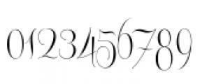 Centeria Script Thin Alt Font OTHER CHARS