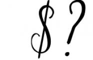 Cedrika script Font OTHER CHARS