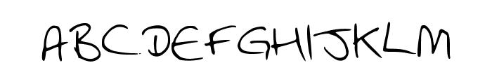 CEF Font UPPERCASE