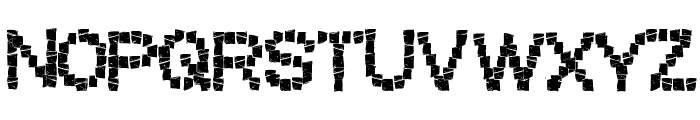 CERAMIC Font UPPERCASE