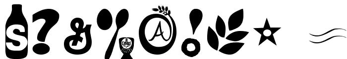 CEREALKILLERZ Font OTHER CHARS