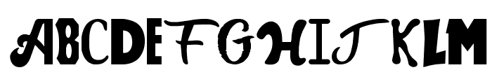 CEREALKILLERZ Font UPPERCASE