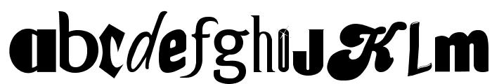 CEREALKILLERZ Font LOWERCASE