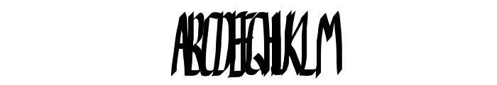 Celadyr Font UPPERCASE