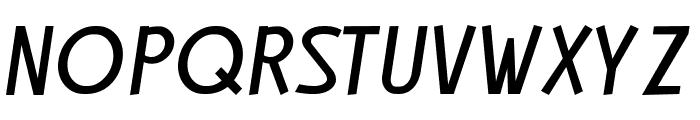 Celboregular Font UPPERCASE