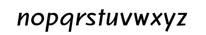 Celboregular Font LOWERCASE