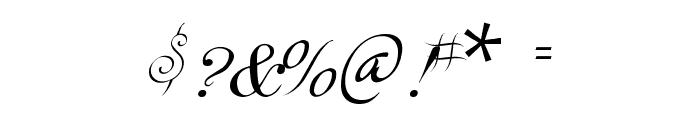 Celeste  Normal Font OTHER CHARS