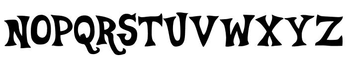Celestia Medium Redux Alternate Font UPPERCASE