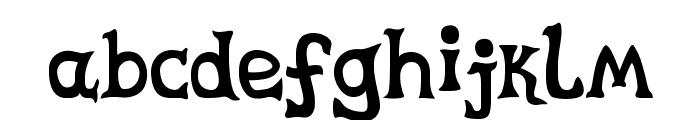Celestia Medium Redux Font LOWERCASE