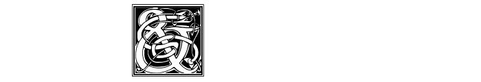 CelticEels Font OTHER CHARS