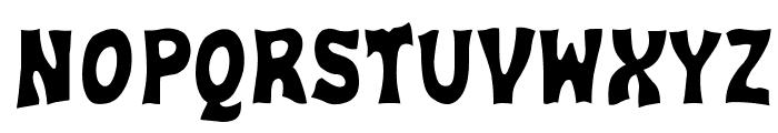 Cementeria Font UPPERCASE