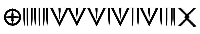 Cenobyte Font OTHER CHARS