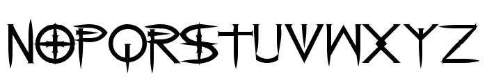 Cenobyte Font LOWERCASE