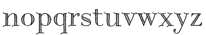 CentaureaDemo Font LOWERCASE