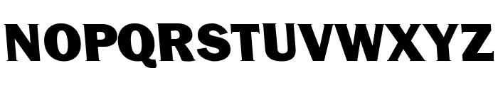 Centuriqua-Ultra Font UPPERCASE