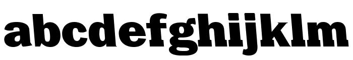 Centuriqua-Ultra Font LOWERCASE