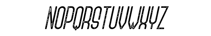 Century Down Font UPPERCASE
