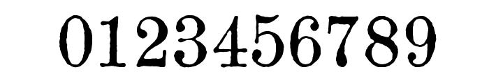 Century modern TT Regular Font OTHER CHARS