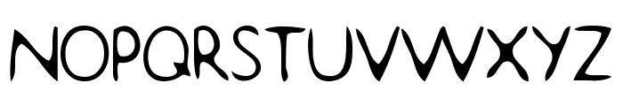 Ceporro Font UPPERCASE