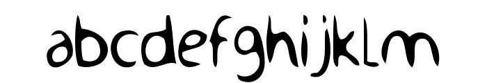 Ceporro Font LOWERCASE