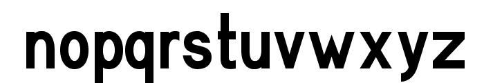 Cerbetica Bold Font LOWERCASE