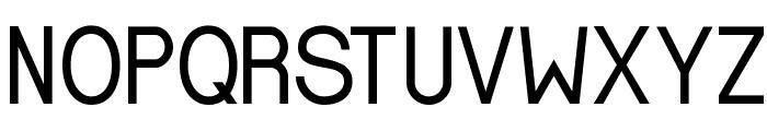 Cerbetica Font UPPERCASE