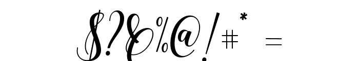 Cerilleta Font OTHER CHARS