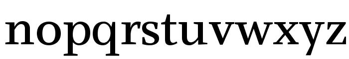 CeriseOpti-Regular Font LOWERCASE