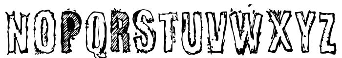 CerttoHeadline Font UPPERCASE