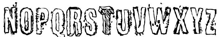 CerttoHeadline Font LOWERCASE