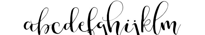 CestLaIsabellyAlt Font LOWERCASE