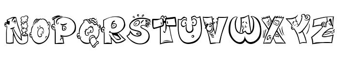 ceraicacture Font UPPERCASE