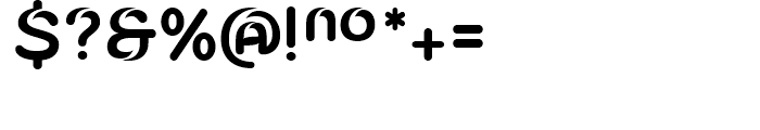 Celari Titling Normal Demi Font OTHER CHARS