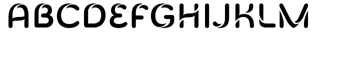 Celari Titling Normal Demi Font UPPERCASE
