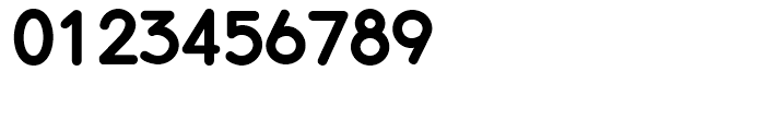 Cennerik ExtraBold Font OTHER CHARS