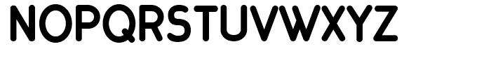 Cennerik ExtraBold Font UPPERCASE