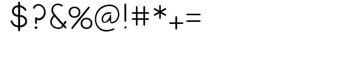 Cennerik Regular Font OTHER CHARS