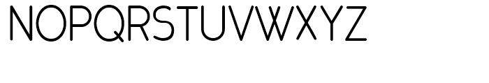 Cennerik Regular Font UPPERCASE