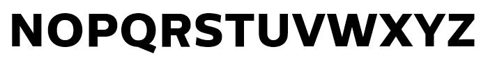 Centrale Sans ExtraBold Font UPPERCASE