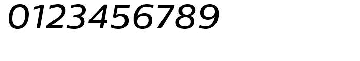 Centrale Sans Medium Italic Font OTHER CHARS